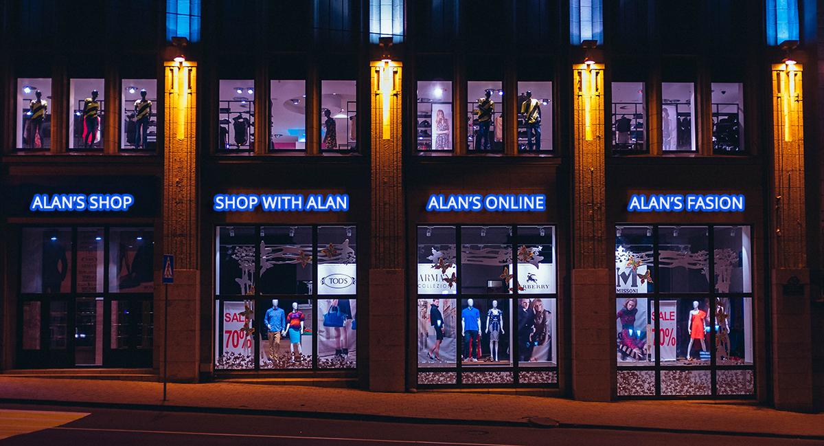 Alan's Shops