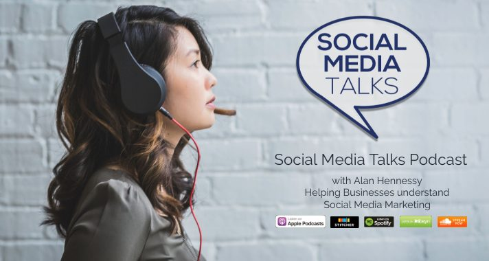 The story behind the The Social Media Talks Podcast