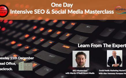 SEO & Social Media Masterclass